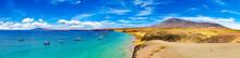 Spanish Beaches And Coastline....