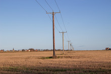 March Of The Power Lines