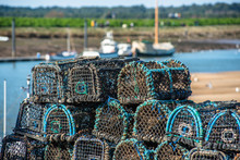 Crab And Lobster Pots