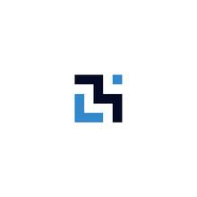 LM Letter Logo Design Vector