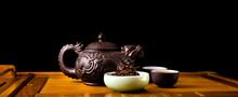 Chinese Tea Ceremony. Ceramic ...