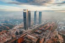 Madrid Financial Business Dist...
