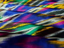 Native Uzbek Textile - Khan At...