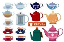 紅茶アイテム