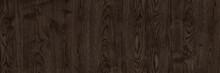 Clear Panoramic Dark Wood Text...