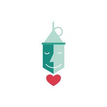 Tin Man With Heart Fairytale C...