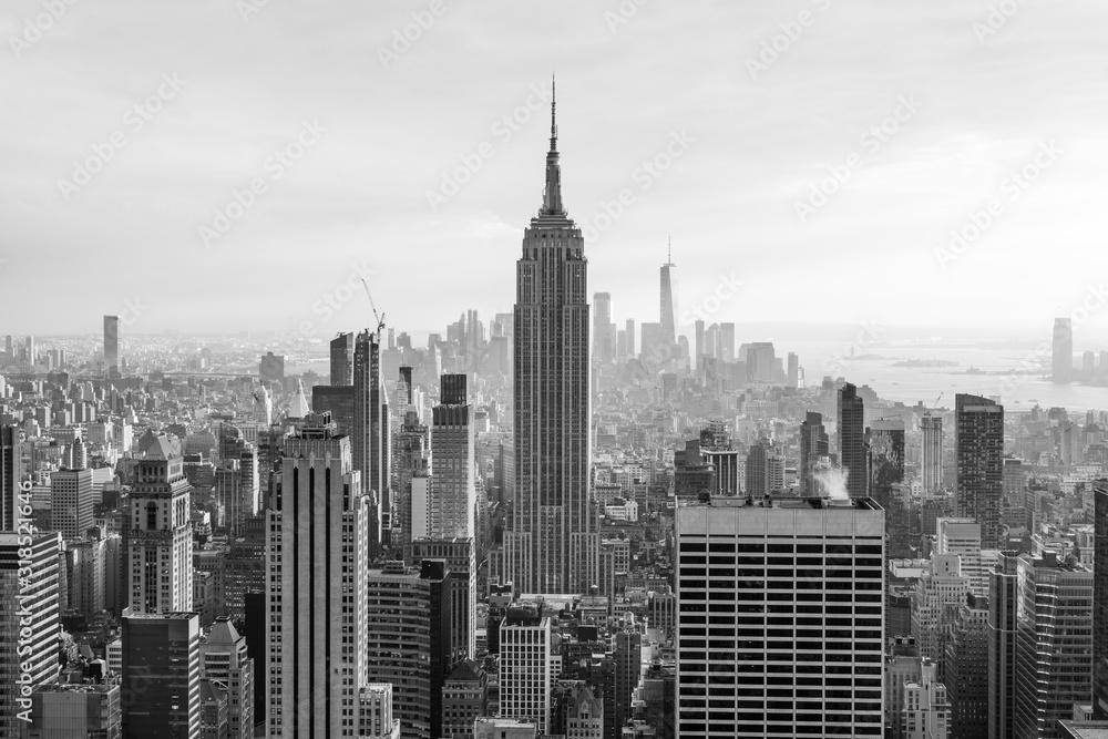 Fototapeta Empire State Building in New York City