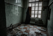 Inside Old Orlovka Asylum For ...