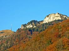 Alpine Peaks Hoher Kasten And ...