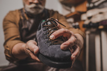 Selective Focus Of Shoemaker H...