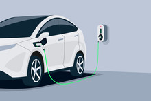 Electric Car Charging In Under...