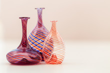 Glass Vase - Composition With ...