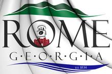 3D Emblem Of Rome (Georgia), U...