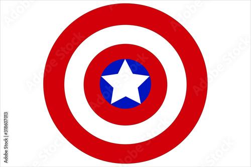 Photo Captain America Shield