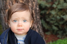 Hilarious Baby Looking Dazed A...
