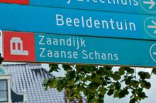 Zaandijk, Holland, August 2019...