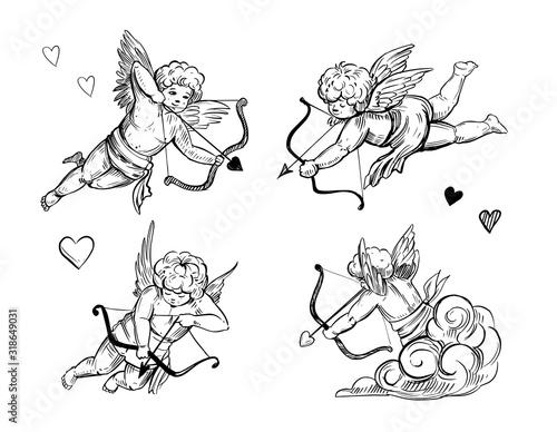 Fotografía Cupid sketch