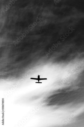 Fotografering Plane