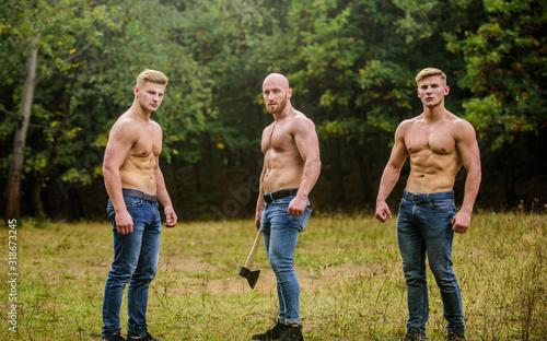Valokuva Brotherhood concept