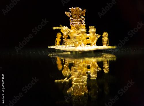 Photo The legend of El Dorado