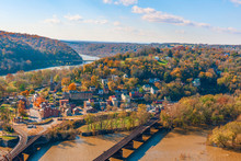 View Of Harpers Ferry National...