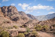 Wadi Dana, Jordan