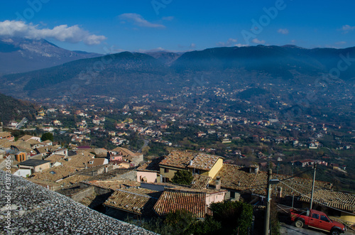 Alatri, Province of Frosinone, Italy Wallpaper Mural
