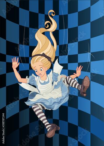 Falling Alice #318787244