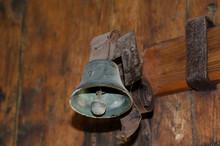 Close-Up Of Rusty Metallic Bel...
