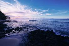 Beautiful Sunset On Tropical I...