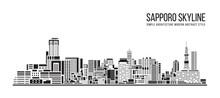 Cityscape Building Simple Arch...