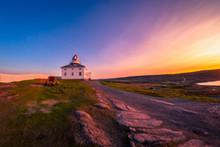 Cape Spears Lighthouse, Newfou...