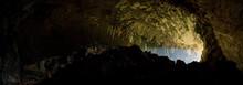 View Inside Deer Cave In Gunun...