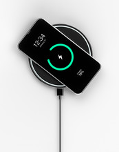 Charging Smartphone With Wirel...