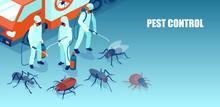 Pest Control Professional Team...