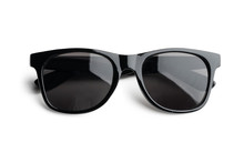 Unisex Dark Sunglasses Isolate...