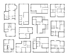 Apartment Architectural Plans ...