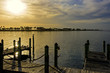 Evening Light and Sky on Tampa Bay, Florida