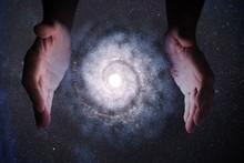 Creationism Concept. Hands Of ...