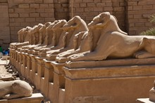 Egyptian Temple Structures Wit...