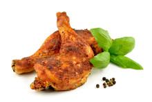 Udka Z Kurczaka Pieczone