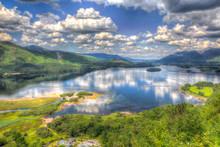 Derwent Water Lake District Na...