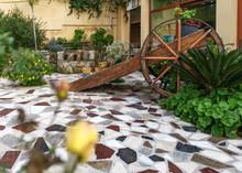 Beautiful Garden Landscape Wit...