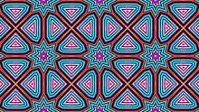 Elegant Star-shaped Mandala Ar...