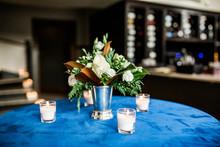 Formal Restaurant Setting