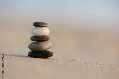 Photo Petit cairn