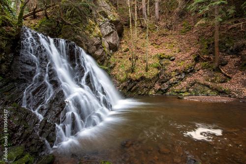 Photo Fairy Glen Waterfalls
