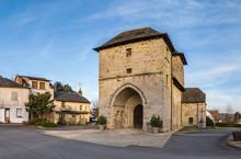Lagraulière (Corrèze, France) - Eglise Saint Marcel
