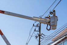 Maintenance Of Electricians Wo...