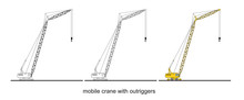 Tower Crane Components, Modern...